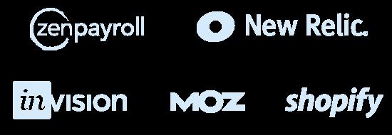 Customer logos